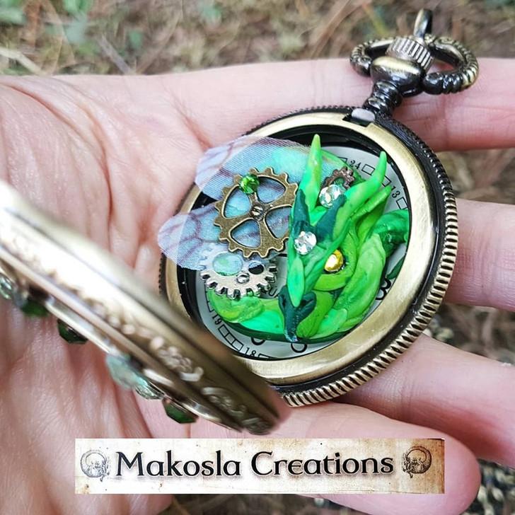 Green Pocket Dragon
