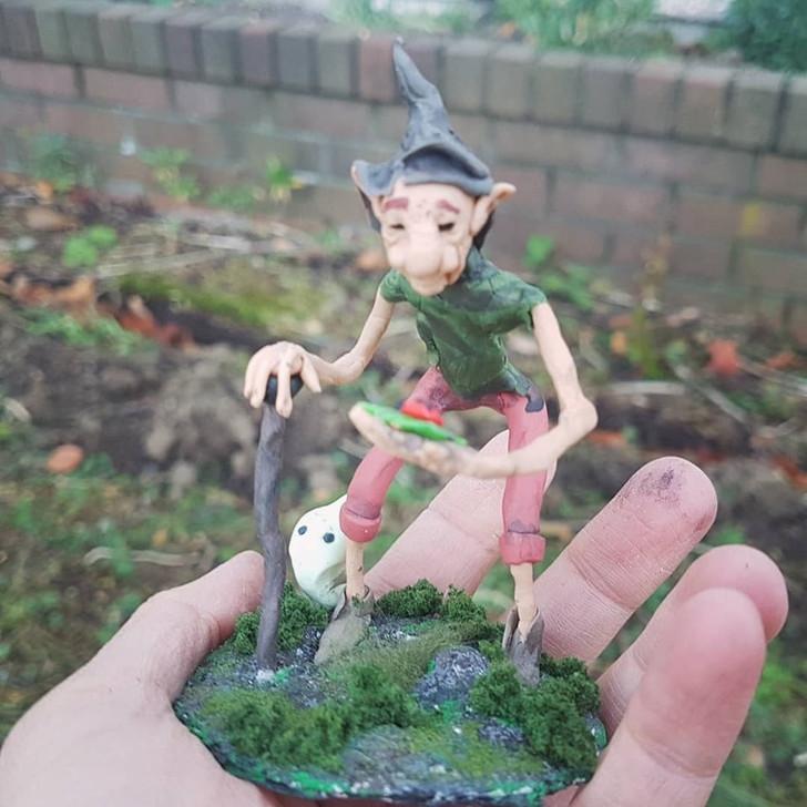 Gnome Specimen #2