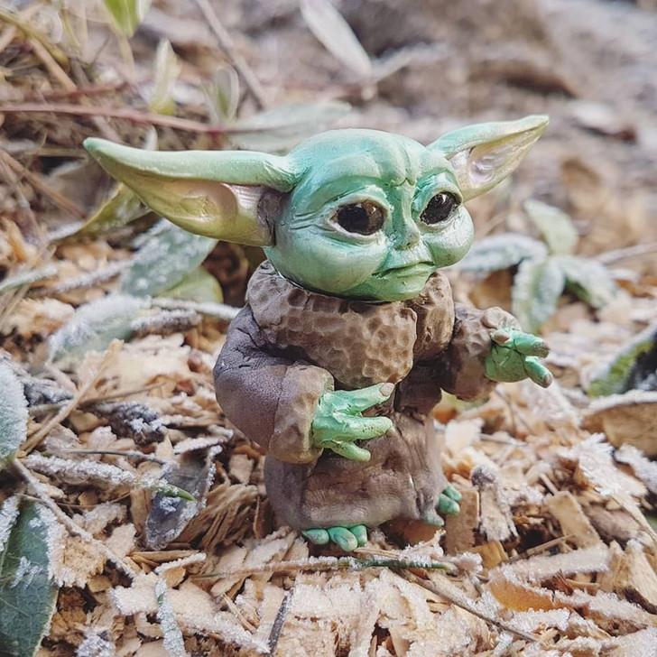 Little Baby Yoda