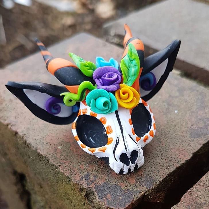 CATrina Skull 3