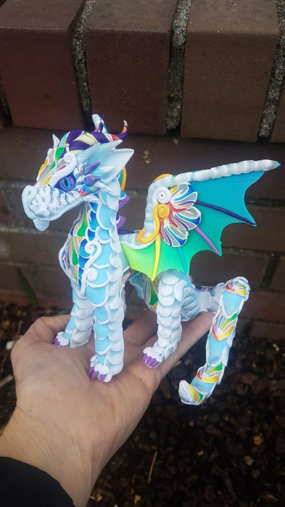 Candy Sky Baby Dragon