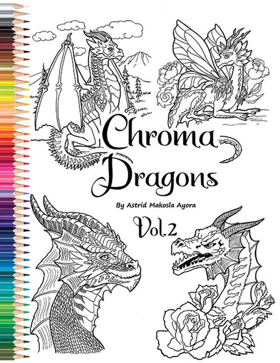 Chroma Dragons Vol.2