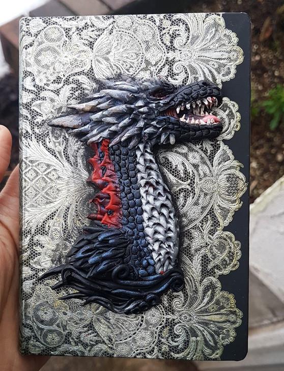 Dragon mini Journal