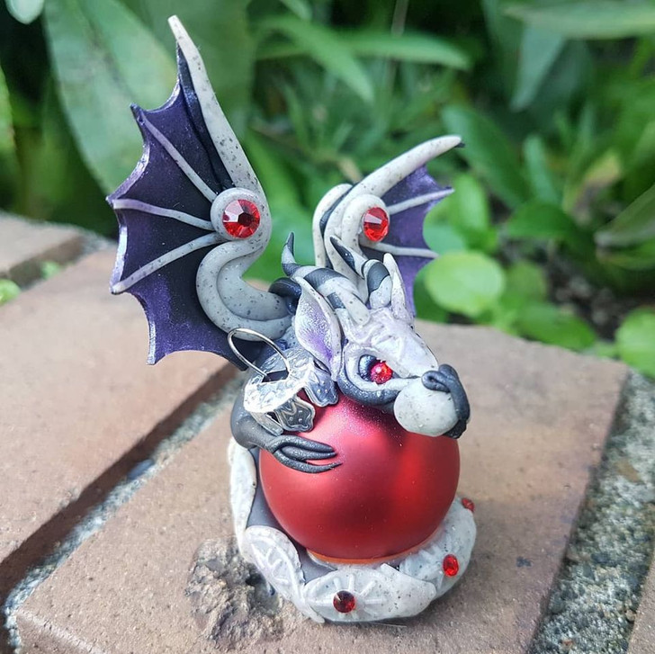 Dragon Series 2 Ornament Gargoyle 2
