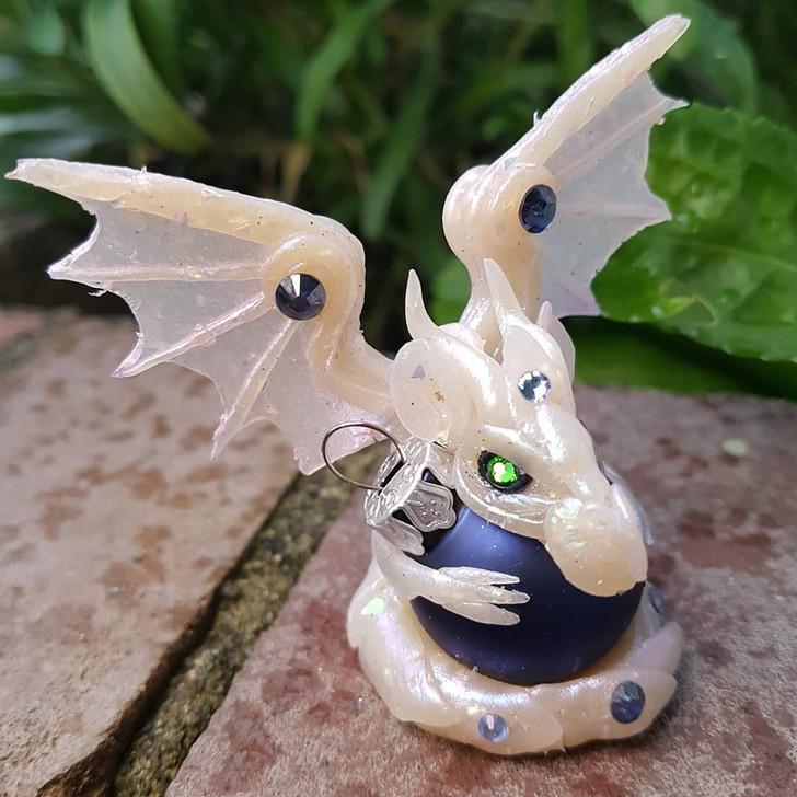 Dragon Series 2 Ornament Chameleon 12