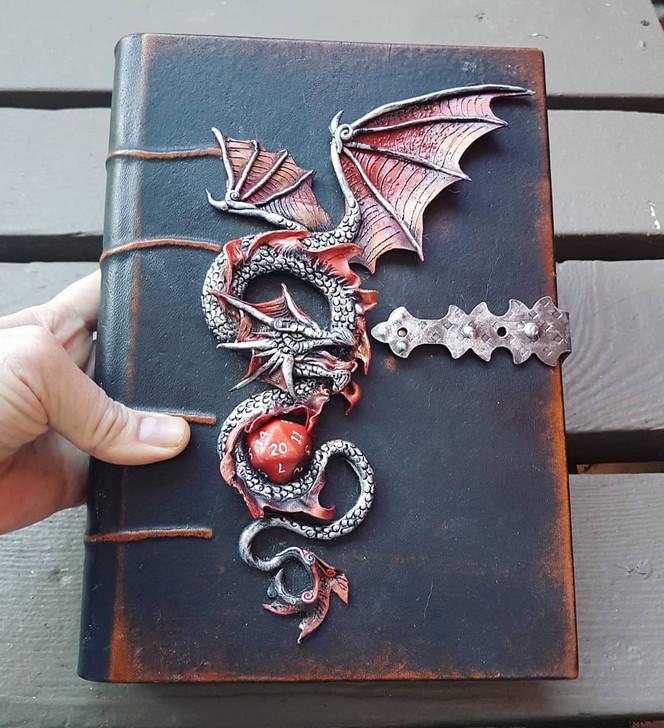 D&D Dragon Journal Ready