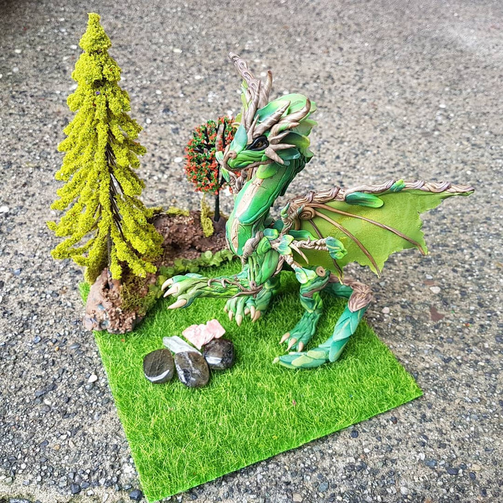 Green Forest Dragon 2021