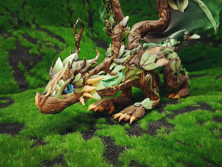 Cloud Forest Dragon