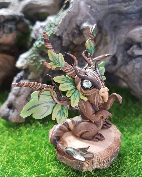 Forest Dragon Minion 4