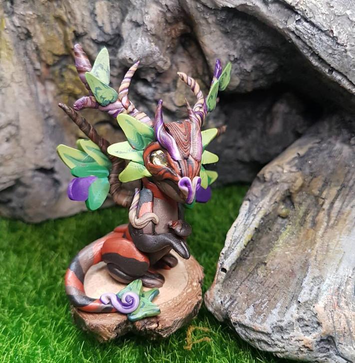 Wild Flowers Dragon Minion 1