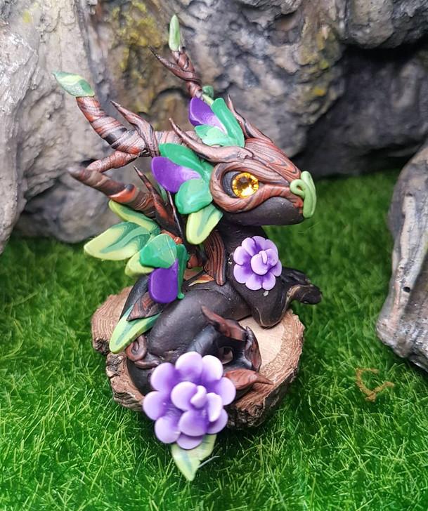 Wild Flowers Dragon Minion 3