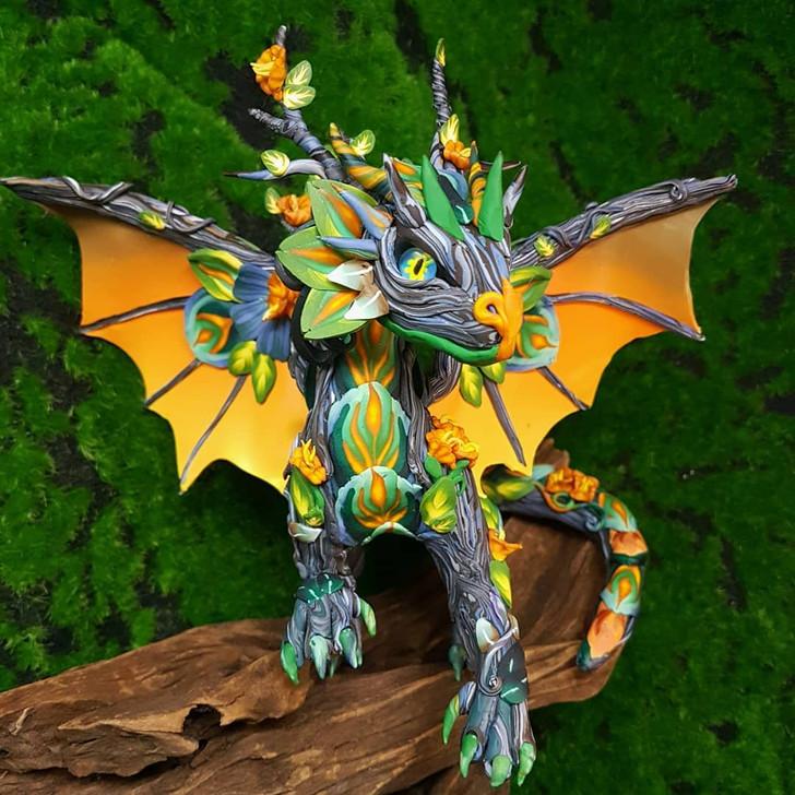 Night Shades Wildflower Dragon 2021