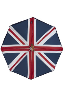 Union Jack double cover Folding umbrella - James Ince Umbrellas 1805
