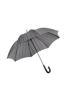 Gents City Slim Umbrella - Prince of Wales Tartan