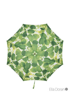 Ella Doran Sunlight through Leaves - Woodshaft Umbrella