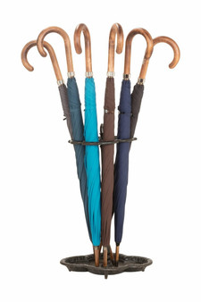 Gents Beechwood Ince Umbrellas with an Italian Maple handle - Classic Colours