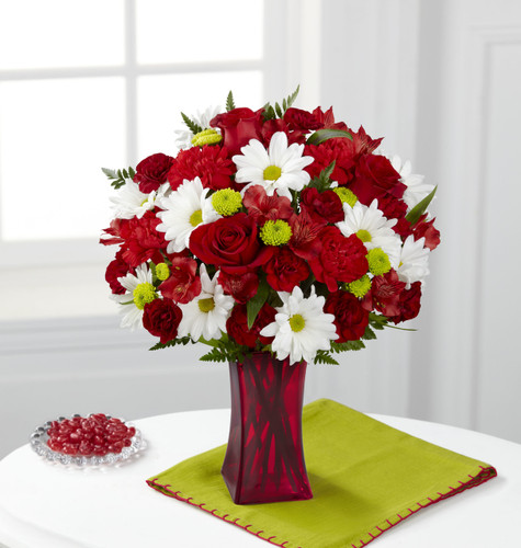 Cherry Sweet Bouquet Flowers Simi Valley