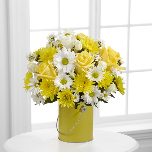 Color Your Day With Sunshine Bouquet Flowers Simi Valley