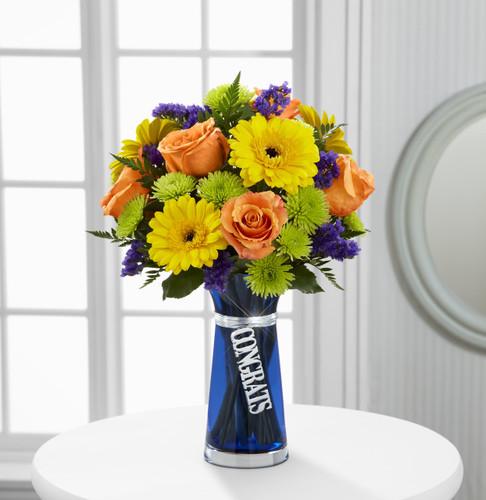Congrats Bouquet Flowers Simi Valley