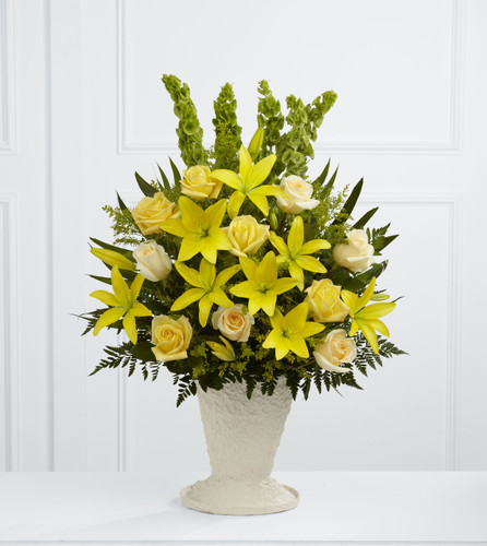 Golden Memories Arrangement Simi Valley Florist