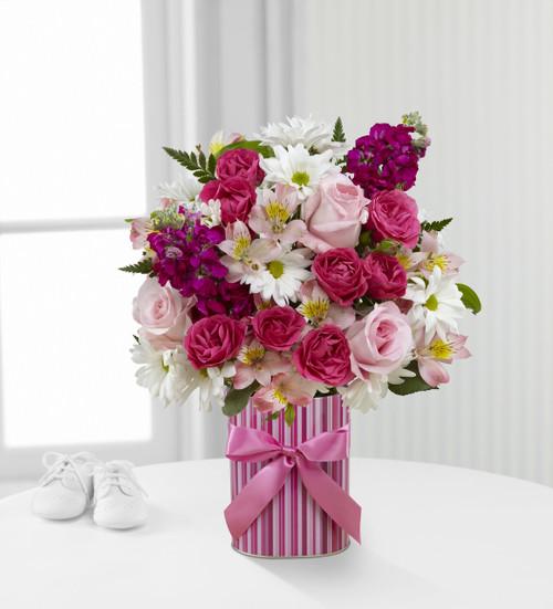 Little MiracleBouquet Girl Flowers Simi Valley