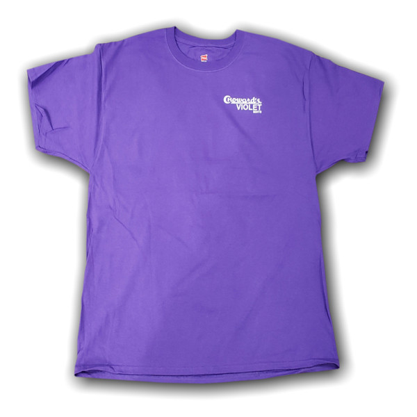 Choward's Purple T-Shirt
