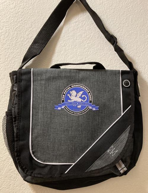 Silver Anniversary Messenger bag