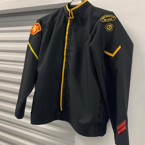 Bandshope Enlisted Service Dress Tunic - Used - Large Long