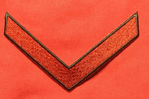 Tactical Chevron(Red)