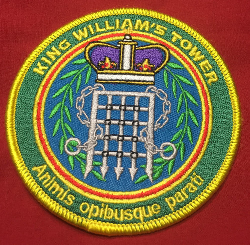 King William's Tower Patch