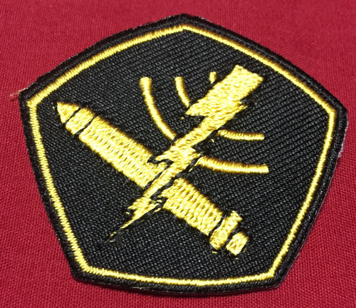 Fire Control Technician Rating Patch