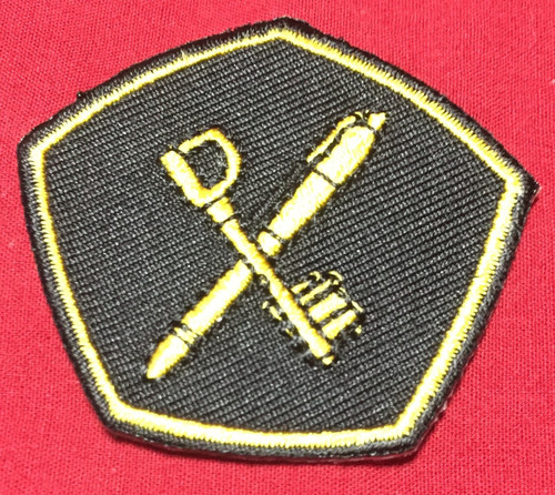 Ships Serviceman Rating Patch