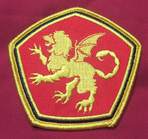 Royal Manticoran Navy Shoulder Patch
