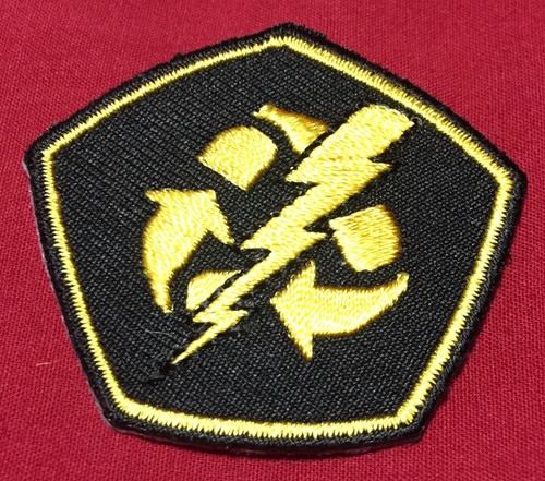 Environmental Technician Rating Patch