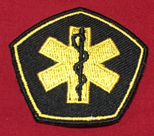 Corpsman Rating Patch