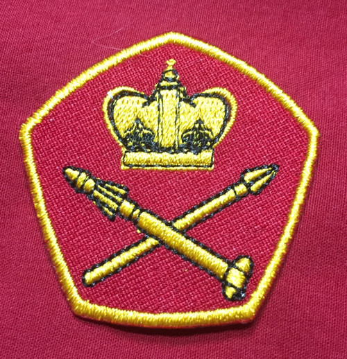 Royal Manticoran Army Beret Patch
