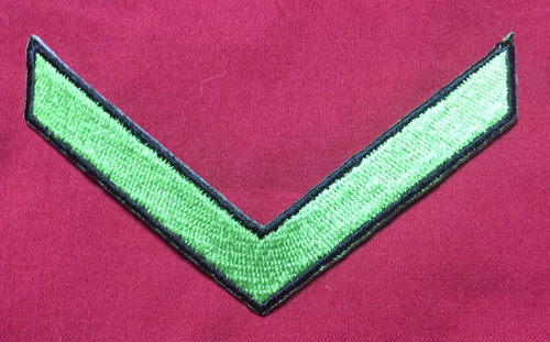 Medical Chevron(Green)
