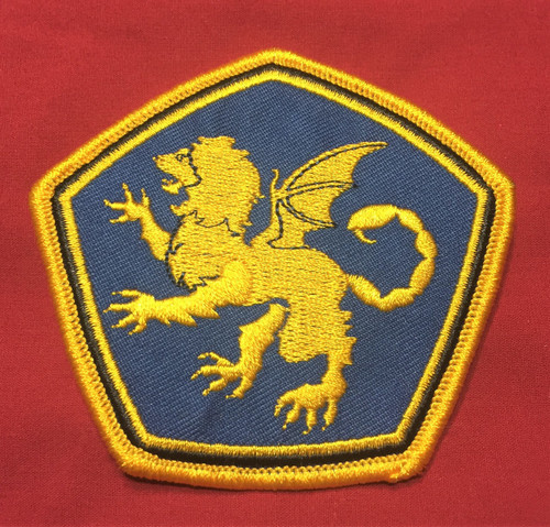 Royal Manticoran Army Shoulder Patch