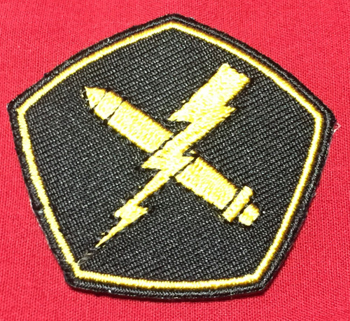 Missile Technician Rating Patch
