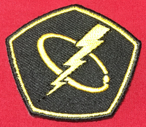 Electronics Technician Rating Patch