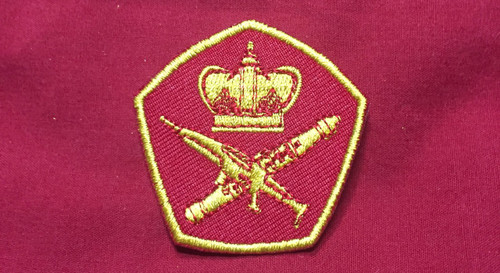 Royal Manticoran Marine Corps Beret Patch