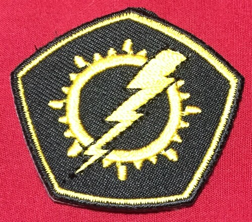 Impeller Technician Rating Patch