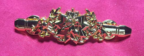 Royal Manticoran Navy/Marine Officer Space Warfare Pin