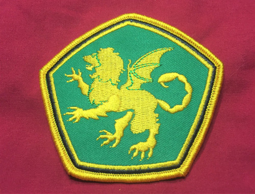 Royal Manticoran Marine Corps Shoulder Patch