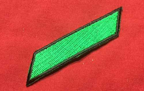 Royal Manticoran Marine Corps Junior Enlisted Service Stripe