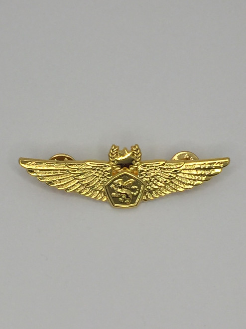 RMN Master Aerospace Wings, Officer