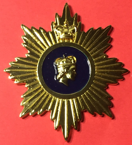 Knight Grand Cross Chest Star, Most Regal Order of Queen Elizabeth