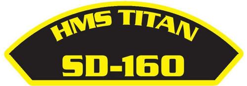 HMS Titan SD-160