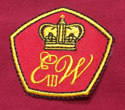 QO001 - Queen's Own Beret Patch