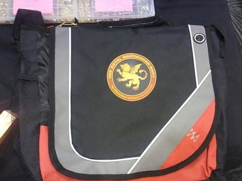 Messenger bag (Red)